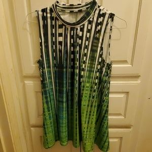Lily by Firmiana sleeveless size Large Tunic